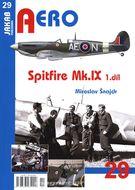 Aero 29 - Spitfire Mk.IX 1.díl