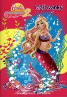 Barbie - Príbeh morskej panny 2 - Maľovanky