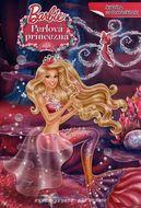 Barbie Perlová princezná - Kniha so samolepkami