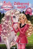 Barbie a Poníková akademie - zábavný sešit