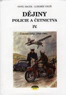 Dějiny policie a četnictva IV.