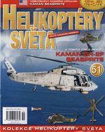 Helikoptéry světa č.51