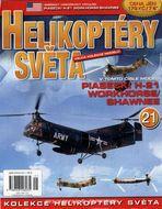 Helikoptéry světa č.21