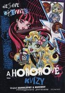 Monster High: Desivé aktivity a hororové kvízy