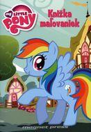 My Little Pony - knižka maľovaniek