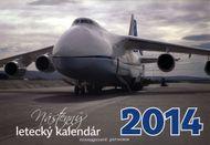 Nástenný letecký kalendár 2014