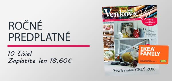 Marianne Venkov   Styl - predplatné - PRESS.SK a967f6ca5a