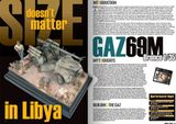 Bear in the Sand - Modelling the Russian Armour in Syria and Libya
