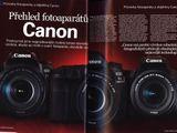 Canon 2019 - Kompletní průvodce