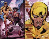 DC KK 42: Flash - Válka lotrů