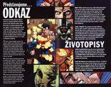 komiks Superman odkaz knihy pre mladez