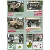 Ferret Scout Cars in detail