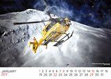 HELP FROM ABOVE - nástenný kalendár 2017