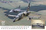 100 rokov česko-slovenského letectva 1918-2018 - nástenný kalendár 2018