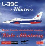 "L-39C Albatros ""Biele Albatrosy"""