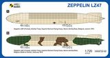 Zeppelin P-class LZ47 'Spotted Cow'
