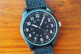 Vojenské hodinky světa č.11 - Australský voják, 70. léta 20. století