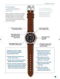Vojenské hodinky světa č.08 - Japonský letec, 40. léta 20. století