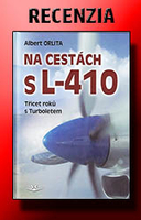 Recenzia knihy - Na cestách s L-410