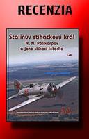 Recenzia knihy - Stalinův stíhačkový král N.N. Polikarpov a jeho stíhací letka (1. díl)