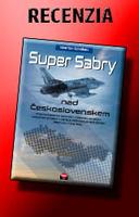 Recenzia knihy - Super Sabry nad Československem
