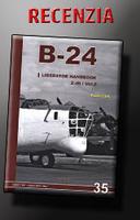 Recenzia knihy - B-24 Liberator Handbook 2.díl