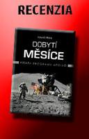 Recenzia knihy - Dobytí měsíce - příběh programu Apollo