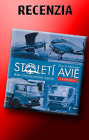 Recenzia knihy - Století avie 1919-2019