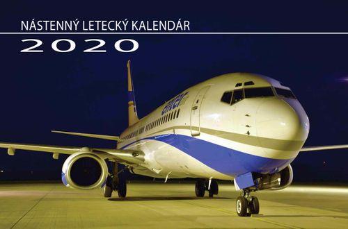 Nástenný letecký kalendár 2020