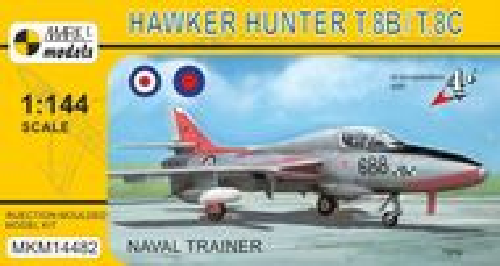 Hawker Hunter T.8B/T.8C 'Naval Trainer' - stavebnica