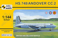 MKM144120 Hawker Siddeley HS.748 Andover Military 'Europe'