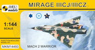 Mirage IIICJ/CZ 'Mach 2 Warrior' (Israeli, Argentinian & South African AF)
