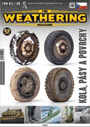 The Weathering magazine 25/2018 - Kola, pásy a povrchy(CZ e-verzia)