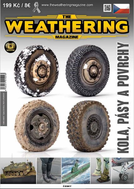 The Weathering magazine 25 /2018 - Kola, pásy a povrchy