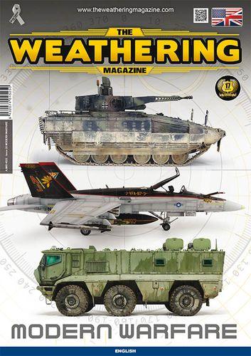 The Weathering magazine 26 - MODERN WARFARE (ENG e-verzia)