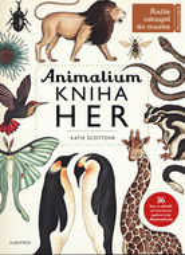 Animalium - kniha her