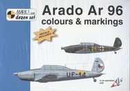 Arado Ar-96 - colours & markings 1:48