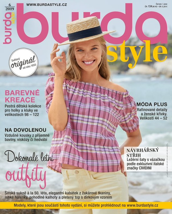 b250e485cc2f časopis Burda - predplatné - PRESS.SK