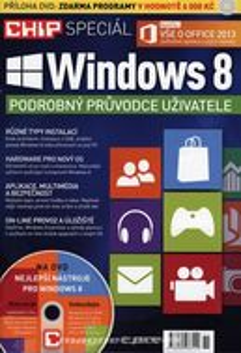 Chip special 2012 - Windows 8 podrobný průvodce uživatele