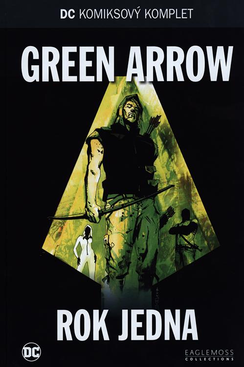 DC KK 8 - Green Arrow: Rok jedna