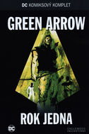 DC KK 8 - Green Arrow: Rok jedna
