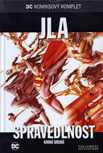 DC KK 34: JLA - Spravedlnost (kniha druhá)
