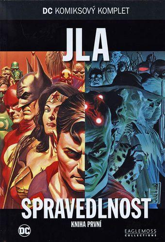 DC KK 33: JLA - Spravedlnost (kniha první)