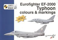 Eurofighter EF-2000 Typhoon - colours & markings 1:144