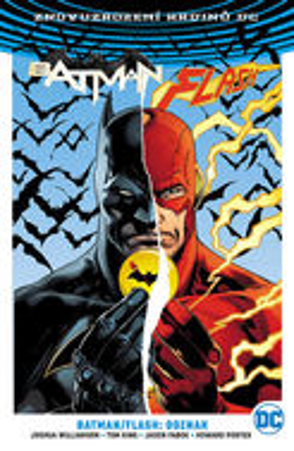 Batman/Flash - Odznak