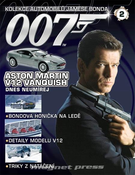 Kolekce automobilů Jamese Bonda č.02