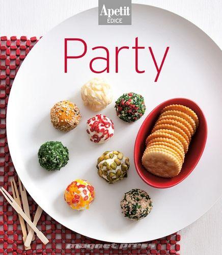 Party - kuchařka z edice Apetit