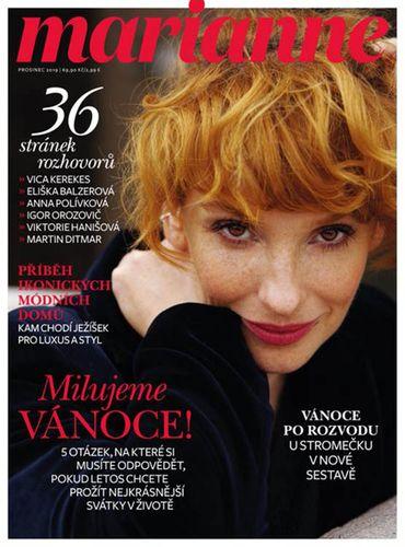 Marianne - predplatné