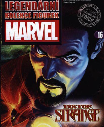 Marvel kolekcia figúrok č. 16 - Doctor Strange