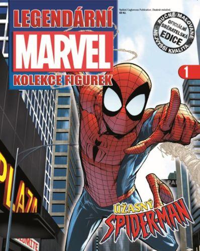 Marvel kolekcia figúrok č. 1 - Spider-Man